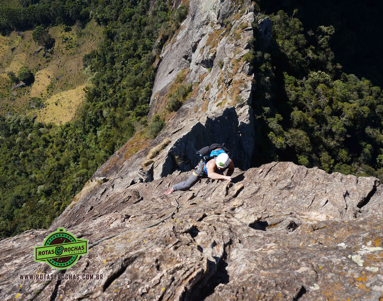 Escalada Pedra do Baú